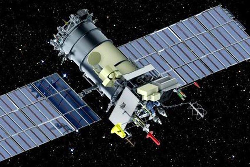 Российский спутник дистанционного зондирования Земли Метеор-М №2−1         Роскосмос